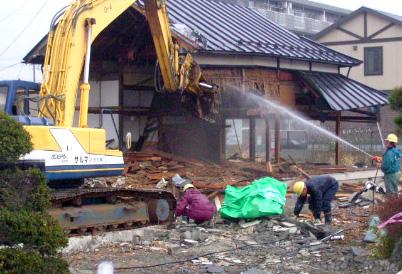 建物廃棄処理